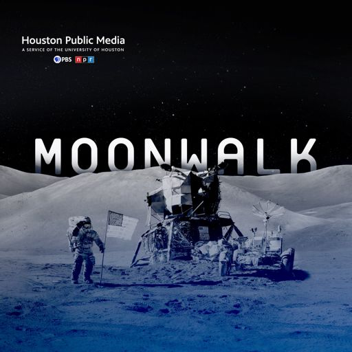 Cover art for podcast Moonwalk