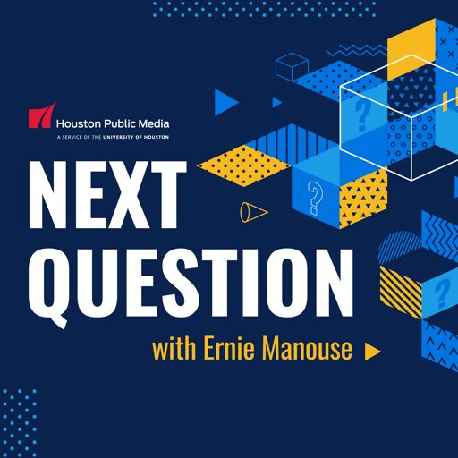 Cover art for podcast Next Question with Ernie Manouse