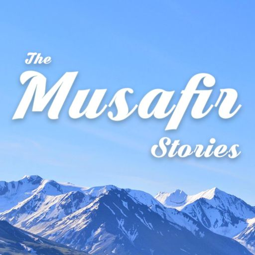 Cover art for podcast The Musafir Stories - India Travel Podcast