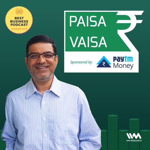 Cover art for podcast Paisa Vaisa