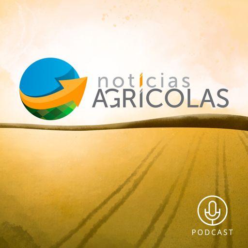 Cover art for podcast Notícias Agrícolas