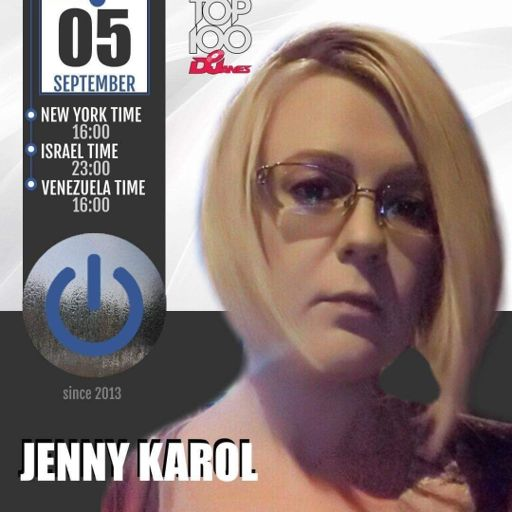 Cover art for podcast Jenny Karol ॐ (Trance)