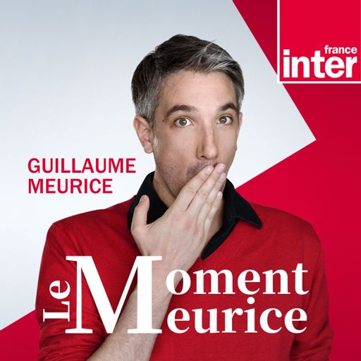 Cover art for podcast Le moment Meurice