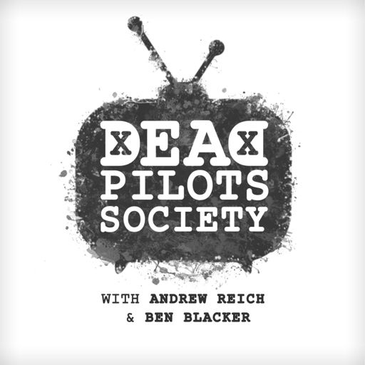 Cover art for podcast Dead Pilots Society