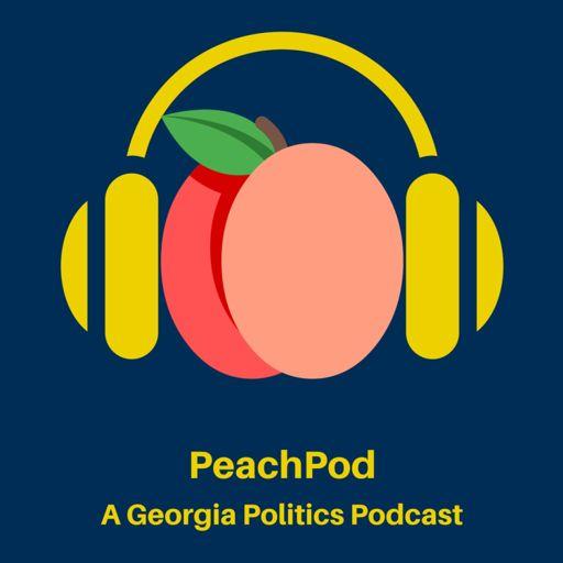 Cover art for podcast Peachpod: A Georgia Politics Podcast