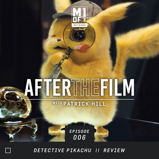 ATF: Pokémon Detective Pikachu from Master of One Network on