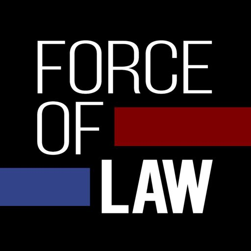 Cover art for podcast Force of Law