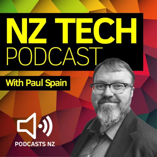 Cover art for podcast NZ Tech Podcast