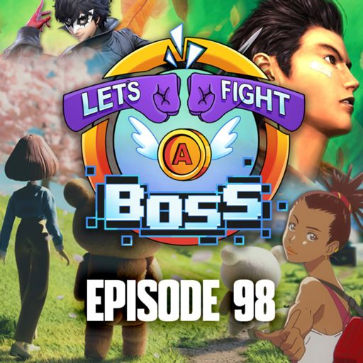 Ep 80: Pickle from Let's Fight a Boss on RadioPublic
