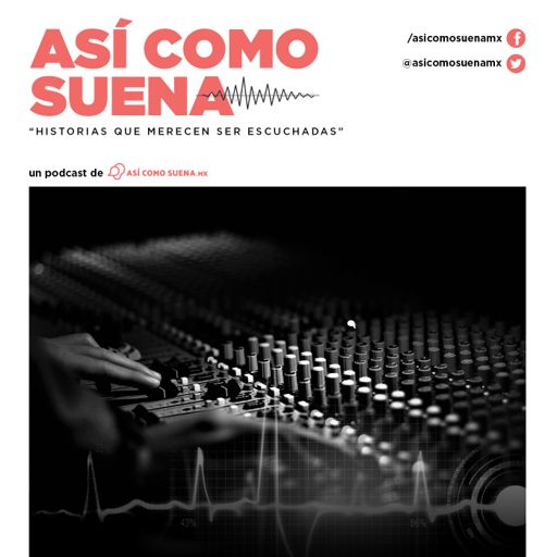 Cover art for podcast Así como suena