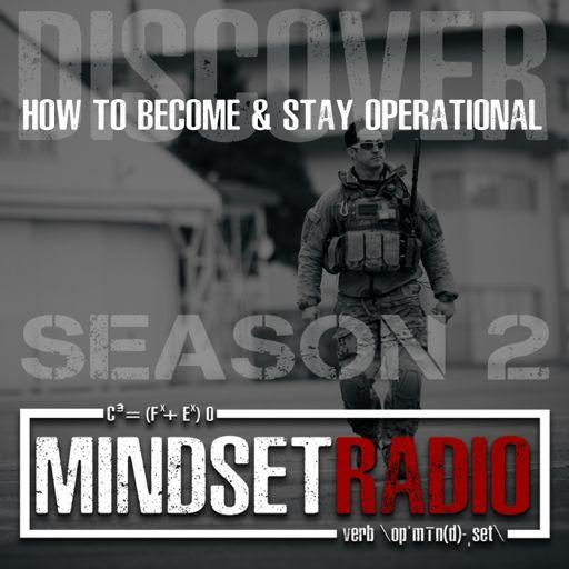 Cover art for podcast Mindset Radio