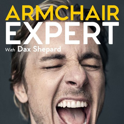 Cover art for podcast Armchair Expert with Dax Shepard