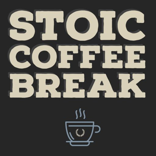Cover art for podcast Stoic Coffee Break