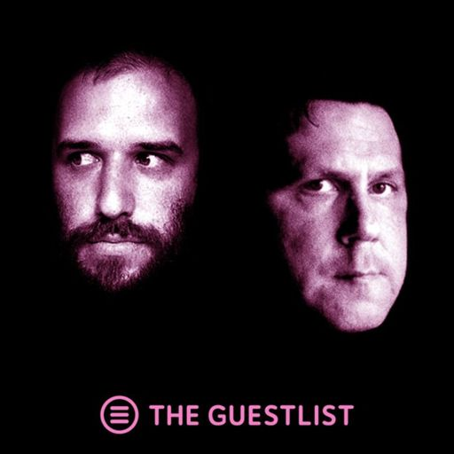 29: David Bazan and Damien Jurado from The Guestlist With