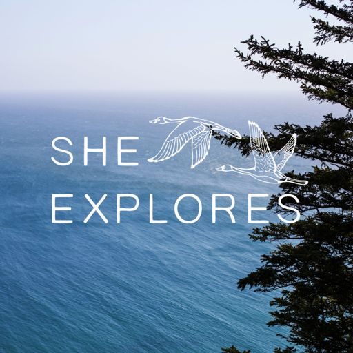 Cover art for podcast She Explores
