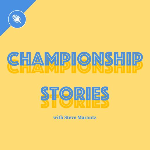 Cover art for podcast Championship Stories