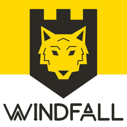 Cover art for podcast Windfall