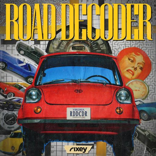 Cover art for podcast Road Decoder