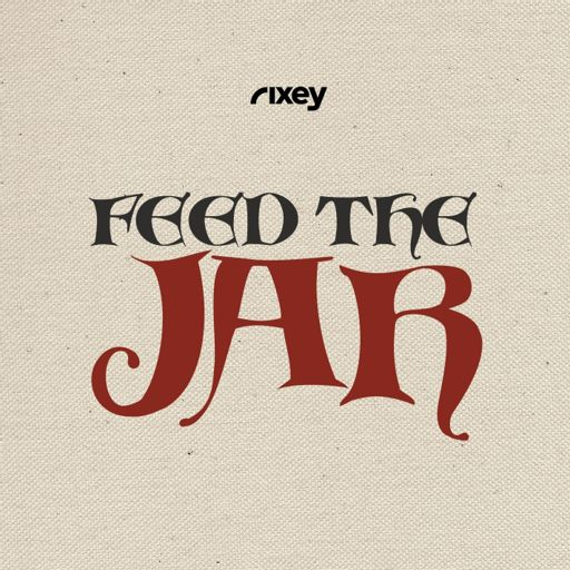 Cover art for podcast Feed The Jar