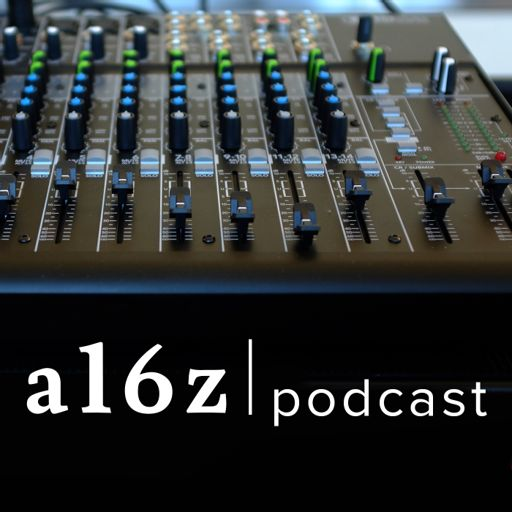 Cover art for podcast a16z Podcast