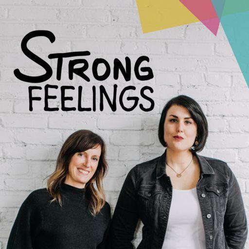 Cover art for podcast Strong Feelings