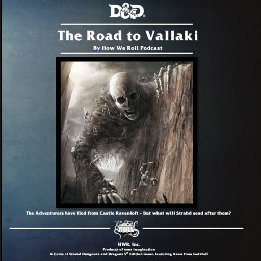 035 - Curse of Strahd - the Road to Vallaki - What the FUCK