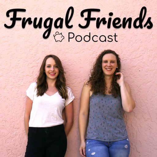 Cover art for podcast Frugal Friends Podcast