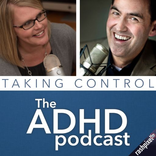 Cover art for podcast Taking Control: The ADHD Podcast