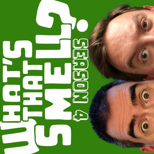 Cover art for podcast What's That Smell? The Sometimes-Funny Anxiety Podcast