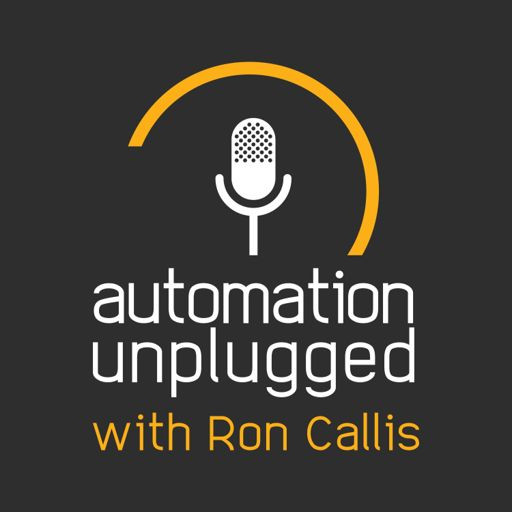 Cover art for podcast Automation Unplugged Podcast