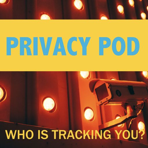 Cover art for podcast Privacy Pod