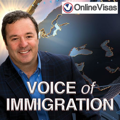 Cover art for podcast Voice of Immigration