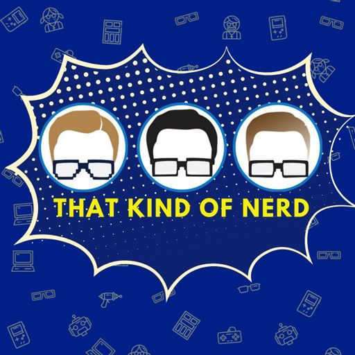 Cover art for podcast That Kind of Nerd
