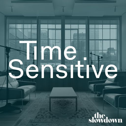 Cover art for podcast Time Sensitive Podcast