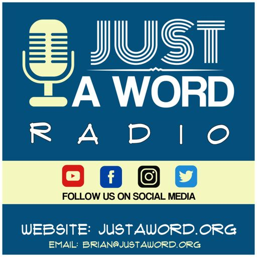 Cover art for podcast Just a Word Radio