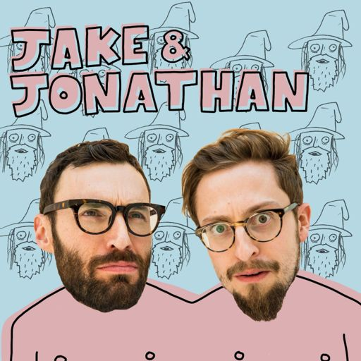 Cover art for podcast Jake and Jonathan