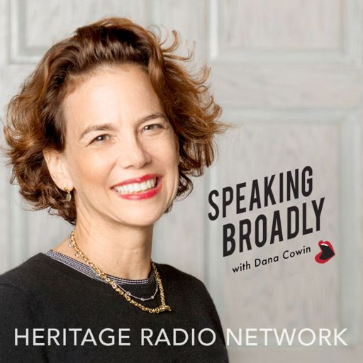 Cover art for podcast Speaking Broadly