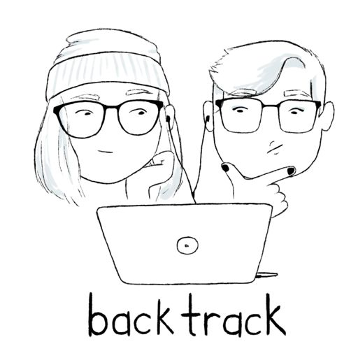 Cover art for podcast Backtrack: A Music Podcast
