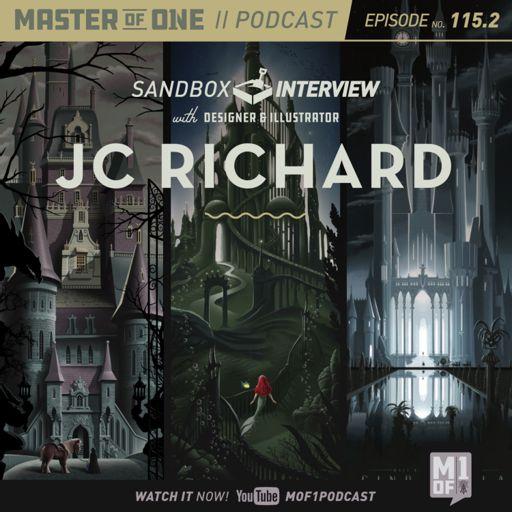Episode 115 2: Sandbox Interview with Designer & Illustrator