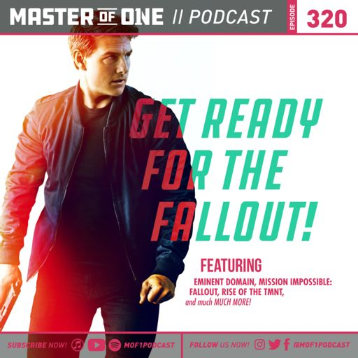 Episode 112 1: Blip On The Prowl from Master of One Network