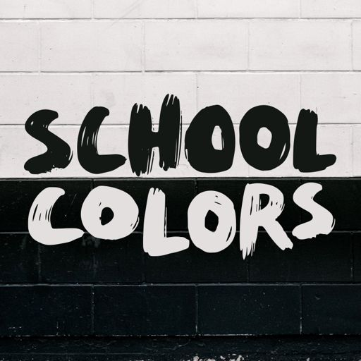 Cover art for podcast School Colors