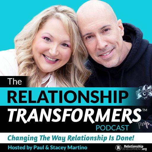 Cover art for podcast Relationship Transformers