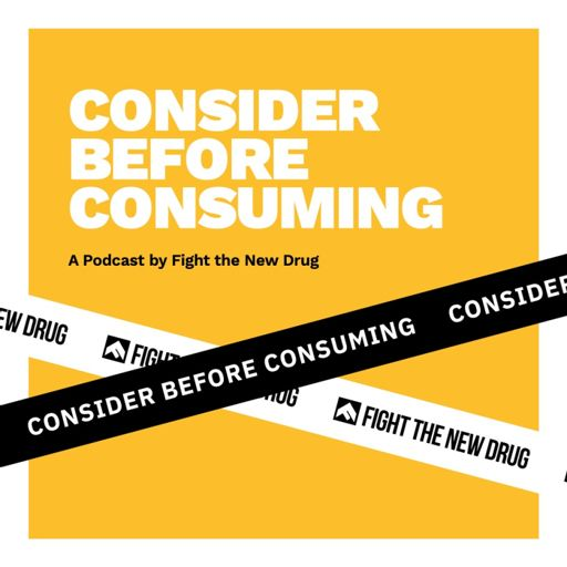 Cover art for podcast Consider Before Consuming