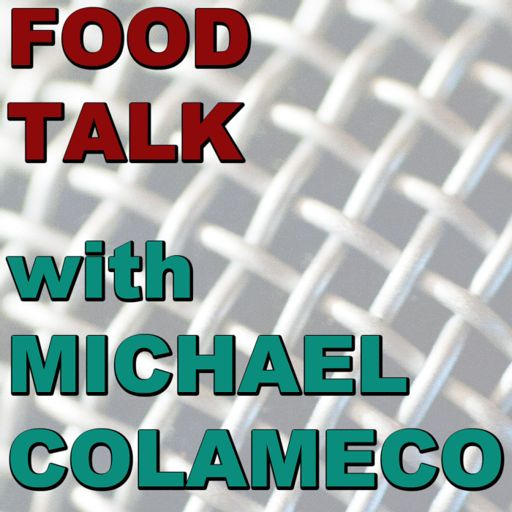Cover art for podcast Food Talk with Mike Colameco