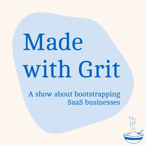 Cover art for podcast Made with Grit