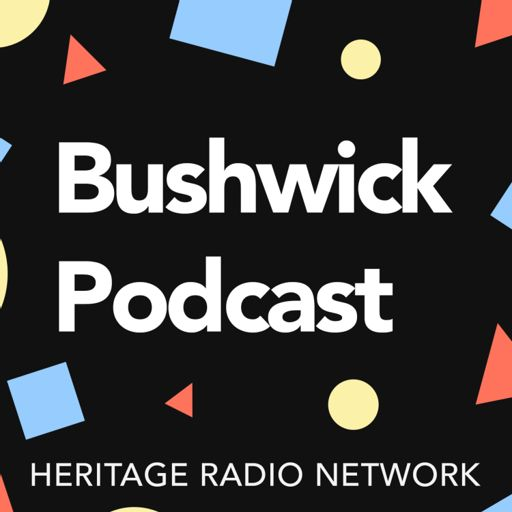 Cover art for podcast Bushwick Podcast