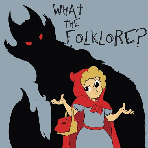Cover art for podcast What The Folklore?