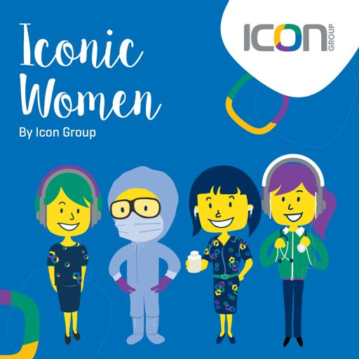 Cover art for podcast Iconic Women by Icon Group