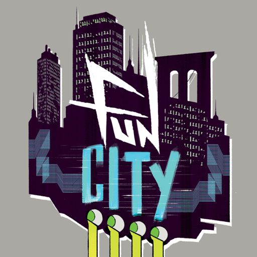 Cover art for podcast Fun City