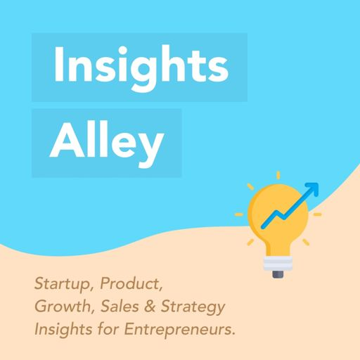 Cover art for podcast Insights Alley